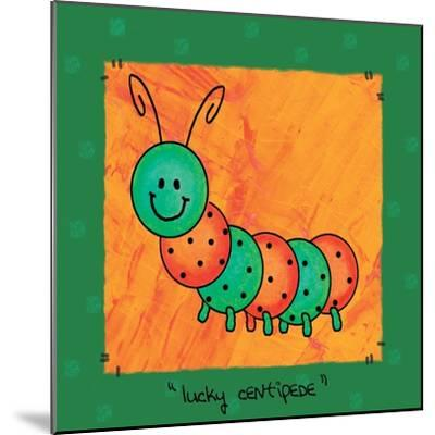 Bug Colors 05-Maria Trad-Mounted Giclee Print