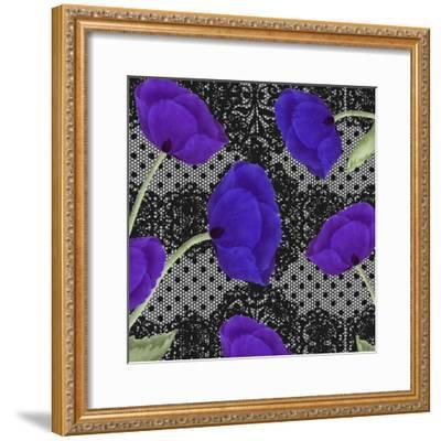 Living Lace I-Mindy Sommers-Framed Giclee Print