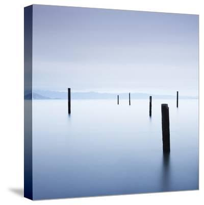 Postes En Sausalito-Moises Levy-Stretched Canvas Print