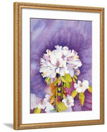 Moonflower-Mary Russel-Framed Giclee Print