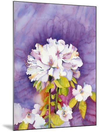 Moonflower-Mary Russel-Mounted Giclee Print