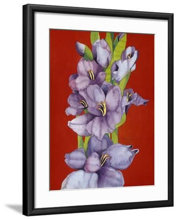 Glad Tidings-Mary Russel-Framed Giclee Print