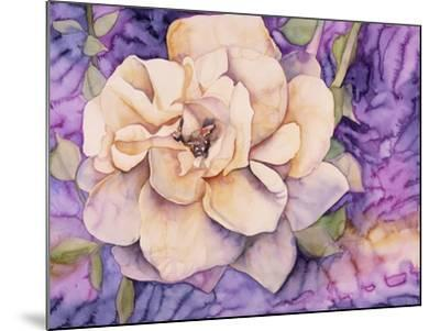 Yellow Rose-Mary Russel-Mounted Giclee Print