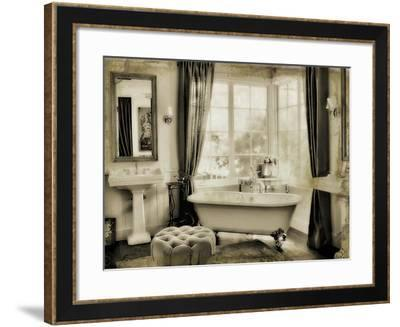 Powder Room-Mindy Sommers-Framed Giclee Print