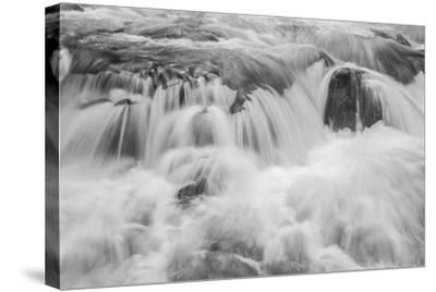 Cascadas Oct 1-Moises Levy-Stretched Canvas Print