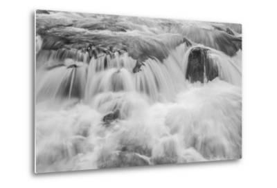 Cascadas Oct 1-Moises Levy-Metal Print