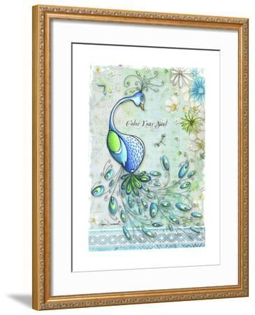 Color Your Soul-Megan Duncanson-Framed Giclee Print