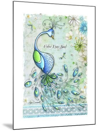Color Your Soul-Megan Duncanson-Mounted Giclee Print