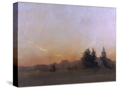 Evening-Michael Budden-Stretched Canvas Print