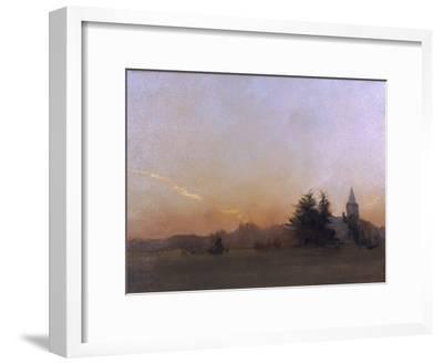 Evening-Michael Budden-Framed Giclee Print