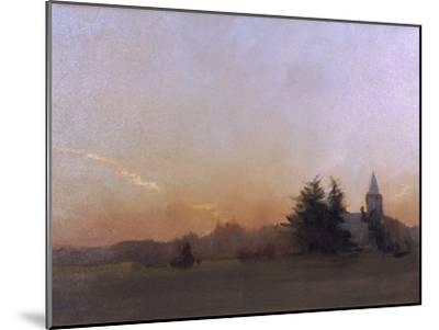 Evening-Michael Budden-Mounted Giclee Print