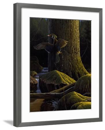 Magical Moment-Michael Budden-Framed Giclee Print