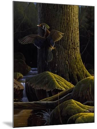 Magical Moment-Michael Budden-Mounted Giclee Print