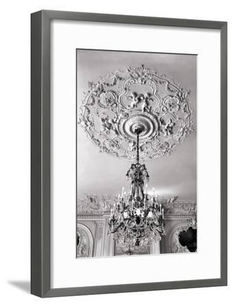 Ornate Ceiling Engraving-Mindy Sommers-Framed Giclee Print