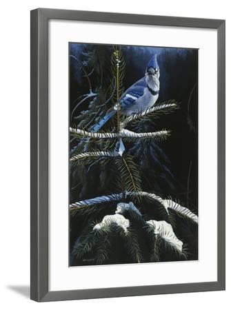 Royal Dress-Michael Budden-Framed Giclee Print