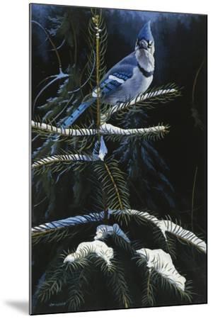 Royal Dress-Michael Budden-Mounted Giclee Print