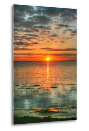Key West Vertical-Robert Goldwitz-Metal Print