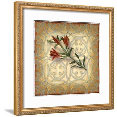 Orange Lily-Rachel Paxton-Framed Giclee Print