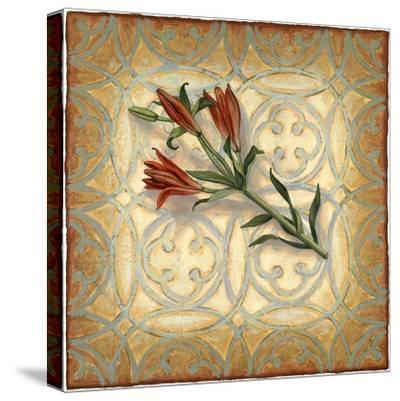 Orange Lily-Rachel Paxton-Stretched Canvas Print