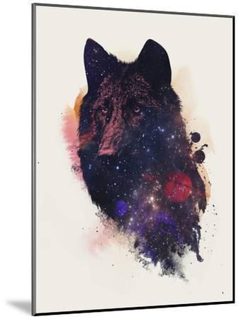 Universal Wolf-Robert Farkas-Mounted Giclee Print