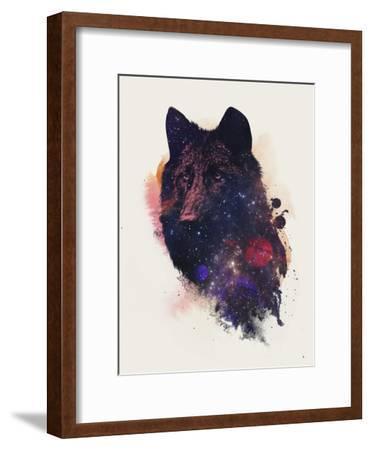 Universal Wolf-Robert Farkas-Framed Giclee Print