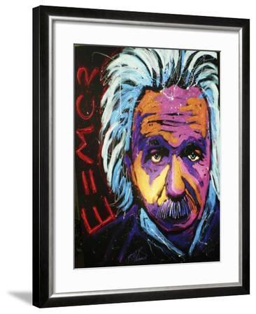 Einstein New 001-Rock Demarco-Framed Giclee Print