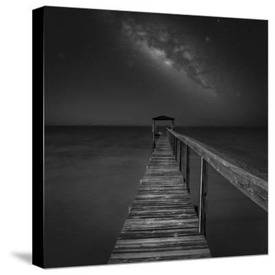Milky Way in Florida 2-Moises Levy-Stretched Canvas Print