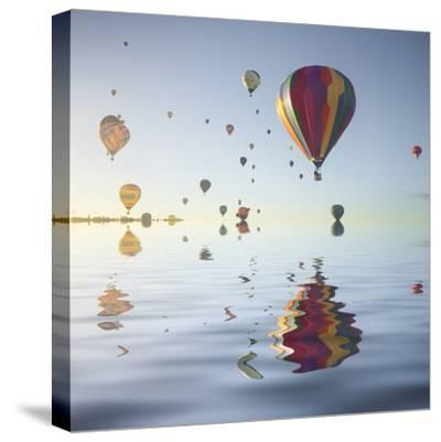 Love is in Air VI-Moises Levy-Stretched Canvas Print