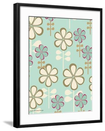 Teardrop Floral-Rachel Gresham-Framed Giclee Print