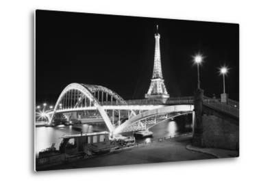 Gate and Tower-Moises Levy-Metal Print