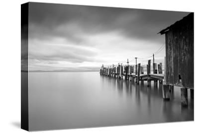 China Camp Pano-Moises Levy-Stretched Canvas Print