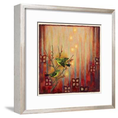 Sunset Birds-Rachel Paxton-Framed Giclee Print