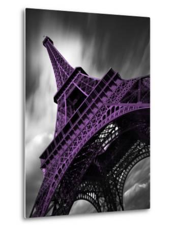 Paris 3-11 Bn - Pop-Moises Levy-Metal Print