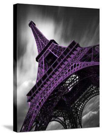 Paris 3-11 Bn - Pop-Moises Levy-Stretched Canvas Print