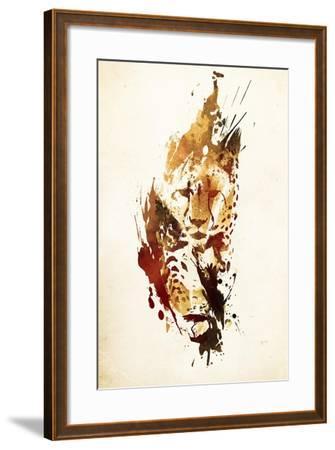 El Guepardo-Robert Farkas-Framed Giclee Print