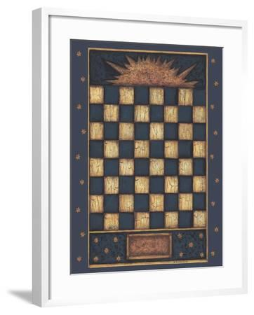 Sun Checkers-Robin Betterley-Framed Giclee Print