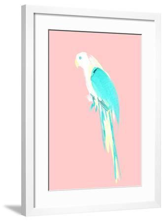 Summer Parrot-Robert Farkas-Framed Giclee Print