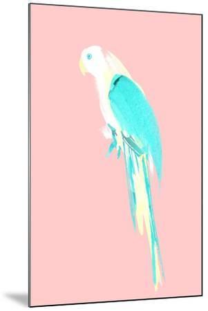 Summer Parrot-Robert Farkas-Mounted Giclee Print