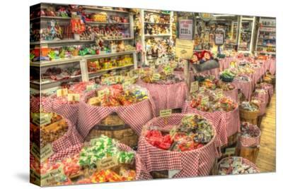 Candy Store-Robert Goldwitz-Stretched Canvas Print