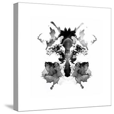 Rorschach-Robert Farkas-Stretched Canvas Print