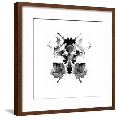 Rorschach-Robert Farkas-Framed Giclee Print