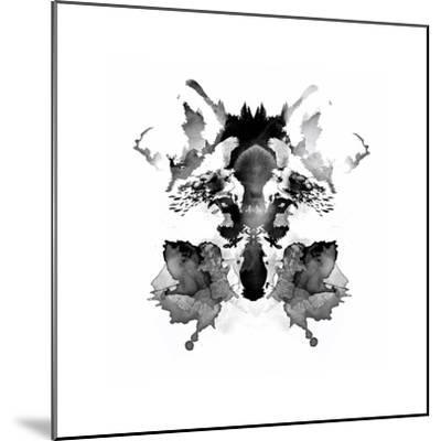 Rorschach-Robert Farkas-Mounted Giclee Print