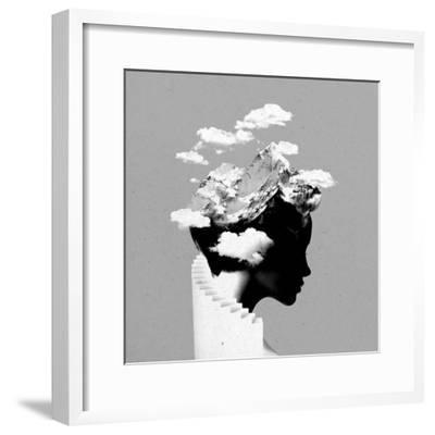 Its a Cloudy Day-Robert Farkas-Framed Giclee Print