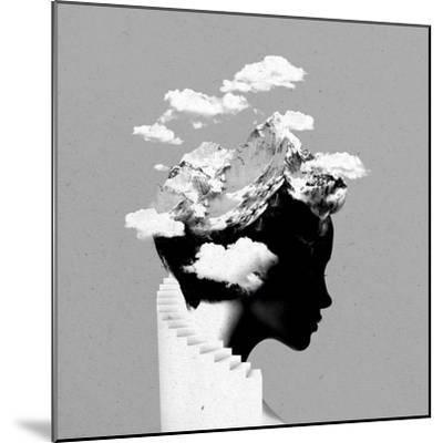Its a Cloudy Day-Robert Farkas-Mounted Giclee Print