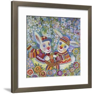 Passover-Oxana Zaika-Framed Giclee Print