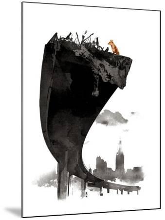 The Last of Us-Robert Farkas-Mounted Giclee Print
