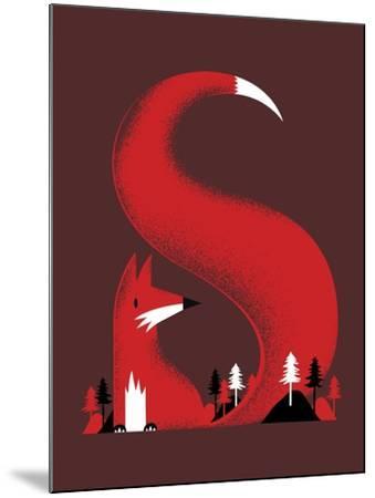 S Like Fox-Robert Farkas-Mounted Giclee Print