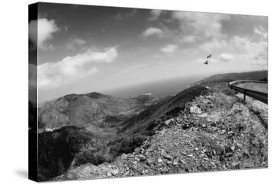 Silence Creus-Sebastien Lory-Stretched Canvas Print