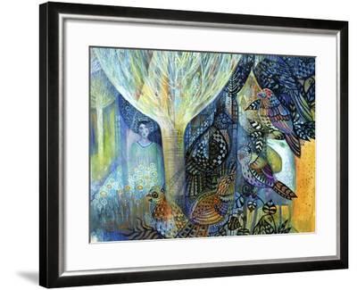 Fairy-Oxana Zaika-Framed Giclee Print