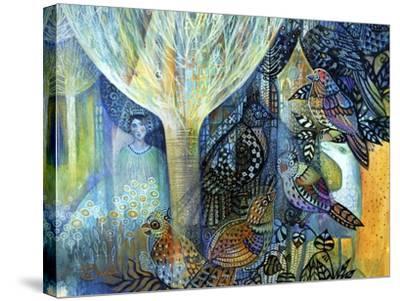 Fairy-Oxana Zaika-Stretched Canvas Print